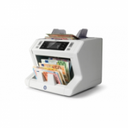 SAFESCA 2665-S  Grey, Suitable for the detection of the existing Euro banknotes and new Europa series banknotes, Number of detection points 7-point counterfeit detection, UV, MG, size, infrared, MT, thickness and color, Value counting  859,00