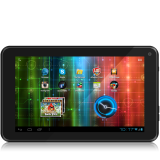 Planšetinis kompiuteris PRESTIGIO MultiPad 7.0 Ultra+ (7.0,800x480,4GB,Android 4.2 Upgradable,Wi-Fi,Micro SD,Micro SDHC,Micro USB 2.0) Red  219,00