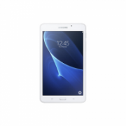 """Samsung Galaxy Tab A 7.0 (2016) T280 7.0 """", White, Capacitive, IPS LCD, 1280 x 800 pixels, Qualcomm Snapdragon, 410, 1.5 GB, 8 GB, Bluetooth, 4.0, 802.11 b/g/n, Front camera, 2 MP, Rear camera, 5 MP, Android, 5.1.1, Warranty 24 month(s)  134,00"""