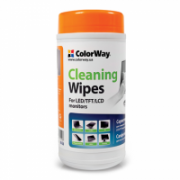 ColorWay Cleaning Wipes 100 pcs  4,00