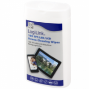 Logilink Special cleaning cloths for TFT and LCD cleaner  6,00