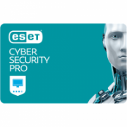 Eset Cyber Security Pro for MAC, New electronic licence, 1 year(s), License quantity 3 user(s)  58,00