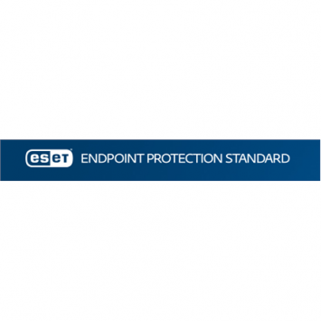 Eset Endpoint Protection Standard, New electronic licence, 1 year(s), License quantity 50-99 user(s)