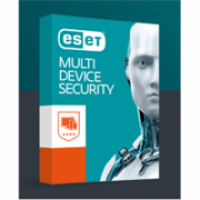 Eset Multi-Device Security Pack, New electronic licence, 1 year(s), License quantity 3 user(s)  71,00