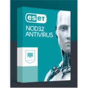 Eset NOD32 Antivirus, New electronic licence, 2 year(s), License quantity 2 user(s)  61,00