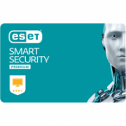 Eset Smart Security Premium, New electronic licence, 2 year(s), License quantity 3 user(s)  105,00
