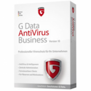 G-Data Antivirus Business, CROSSGRADE from other manufacturer, electronic license, 1 year, 100+ computers, LIC  41,00