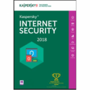 Kaspersky Internet Security Multi-Device 2018, New licence, 1 year(s), License quantity 2 user(s), BOX  34,00