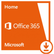 Microsoft 6GQ-00092 Office 365 Home, ESD, License term 1 year(s), ALL Languages  87,00