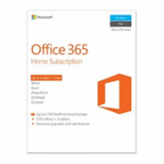 Microsoft 6GQ-00684 Office 365 Home Full packaged product (FPP), License term 1 year(s), English, Medialess  83,00