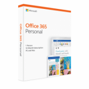 Microsoft Office 365 Personal QQ2-00839 1 person, License term 1 year(s), Lithuanian, Medialess P4  62,00