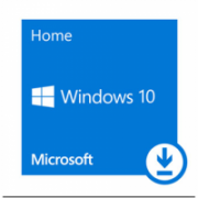 Microsoft W9-00265 Windows 10 Home, ESD, ALL Languages  126,00