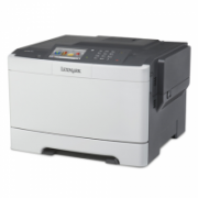 Lexmark Printer CS517de Colour, Laser, A4, Grey  235,00