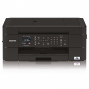 Brother Multifunctional printer  MFC-J491DW Colour, Inkjet, 4-in-1, A4, Wi-Fi  98,00