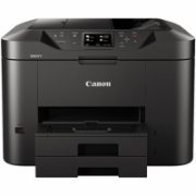 Canon Multifunctional printer MAXIFY MB2750 Colour, Inkjet, All-in-One, A4, Wi-Fi, Black  127,00