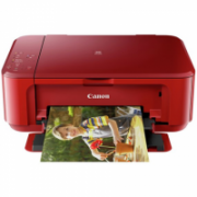 Canon Multifunctional printer PIXMA MG3650S Colour, Inkjet, All-in-One, A4, Wi-Fi, Red  67,00