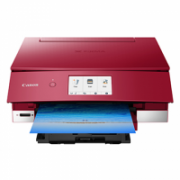 Canon Multifunctional printer Pixma TS8250 Colour, Inkjet, All-in-One, A4, Wi-Fi, Red  142,00
