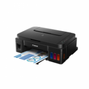 Canon PIXMA G2501 Colour, Inkjet, Multicunctional Printer, A4, Black  258,00