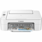 Canon PIXMA TS3351  3771C026 Colour, Inkjet, Multifunction Printer, A4, Wi-Fi, White  49,00