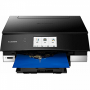 Canon PIXMA TS8350 EUR  3775C006 Colour, Inkjet, Multifunctional Printer, A4, Wi-Fi, Black  170,00