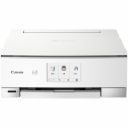 Canon PIXMA TS8351 EUR 3775C026 Colour, Inkjet, Multifunctional Printer, A4, Wi-Fi, White  170,00