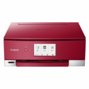 Canon PIXMA TS8352 EUR 3775C046 Colour, Inkjet, Multifunctional Printer, A4, Wi-Fi, Red  172,00