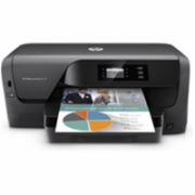 HP OfficeJet Pro 8210 D9L63A Colour, Thermal Inkjet, Printer, Wi-Fi, A4, Black  98,00