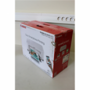 SALE OUT. CANON IJ MFP PIXMA MG3650S EUR2 WH Canon Multifunctional printer  PIXMA MG3650S Colour, Inkjet, A4, Wi-Fi, White, DAMAGED PACKAGING  58,00