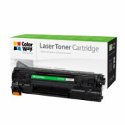ColorWay Econom Toner Cartridge, Black, HP CE285A; Canon 725  9,00