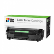ColorWay Econom Toner Cartridge, Black, HP CF283A (83A)  10,00