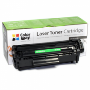 ColorWay Toner Cartridge, Black, Canon 703/FX9/FX10; HP Q2612A  9,00