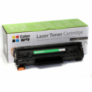 ColorWay Toner Cartridge, Black, Canon: 725, HP CE285A  11,00