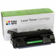 ColorWay Toner Cartridge, Black, HP CE505A (05A); Canon 719  16,00
