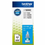 Brother BT5000C Ink Cartridge, Cyan  8,00