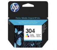 HP 304 Tri-color Ink Cartridge Blister  15,00