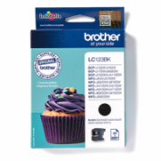 Print4you Analog  Brother LC123BK  Ink Cartridge, Black  4,00