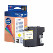 Static Control Brother LC223Y  Cartridge, Yellow, 550 pages  7,00