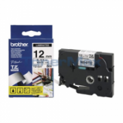 Brother TZ-231 Laminated Tape Black on White, TZe, 8 m, 1.2 cm  14,00