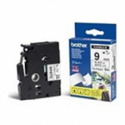 Brother TZe-FX221 Flexible ID Laminated Tape Black on White, TZe, 0.9 cm, 8 m  14,00