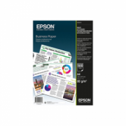 Epson Business Paper 500 sheets Printer, White, A4, 80 g/m²  9,00
