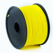 Flashforge ABS plastic filament  1.75 mm diameter, 1kg/spool, Yellow  15,90