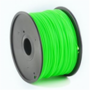 Flashforge ABS plastic filament for 3D printers, 1.75 mm diameter, green, 1kg/spool Flashforge ABS plastic filament  1.75 mm diameter, 1kg/spool, Green  15,90