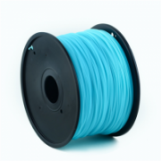 Flashforge ABS plastic filament for 3D printers 1.75 mm diameter, 1kg/spool, Luminous Blue  26,00