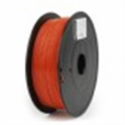 Flashforge PLA plastic filament  1.75 mm diameter, 0.6 kg narrow spool, 53 mm spool, Red  22,00