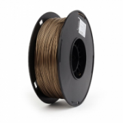 "Flashforge PLA-plus filament, ""gold"" metal color, 1.75 mm, 1 kg  23,00"