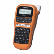 Brother Industrial durable label maker PTE110VP Thermal, Label Printer, Orange  46,00