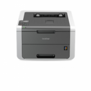 Brother HL-3140CW Colour, Laser, Printer, Wi-Fi, A4, Black/Ivory  183,00