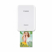 Canon Zoemini Photo Printer  PV-123 Colour, ZINK Zero-Ink, Photo Printer, Other, White  130,00
