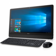 "Dell Inspiron 3464 AIO, 23.8 "", Intel Core i5, i5-7200U, Internal memory 8 GB, DDR4, HDD 1000 GB, Tray load DVD Drive (Reads and Writes to DVD/CD), Keyboard language English, Linux, Warranty 36 month(s),  773,00"