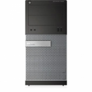 Dell Optiplex 3020 Desktop, MT, Intel Core i3, i3-4150, Internal memory 4 GB, DDR3, HDD 500 GB, Intel HD, 16X Half Height DVD+/-RW Drive, Linux, Warranty 36 month(s)  470,00